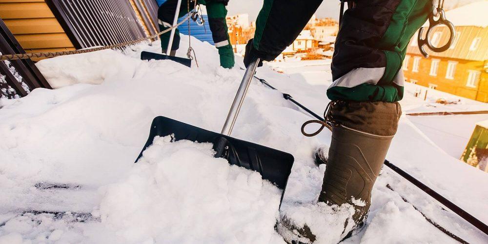 Sécurité en hauteur et déneigement des toitures