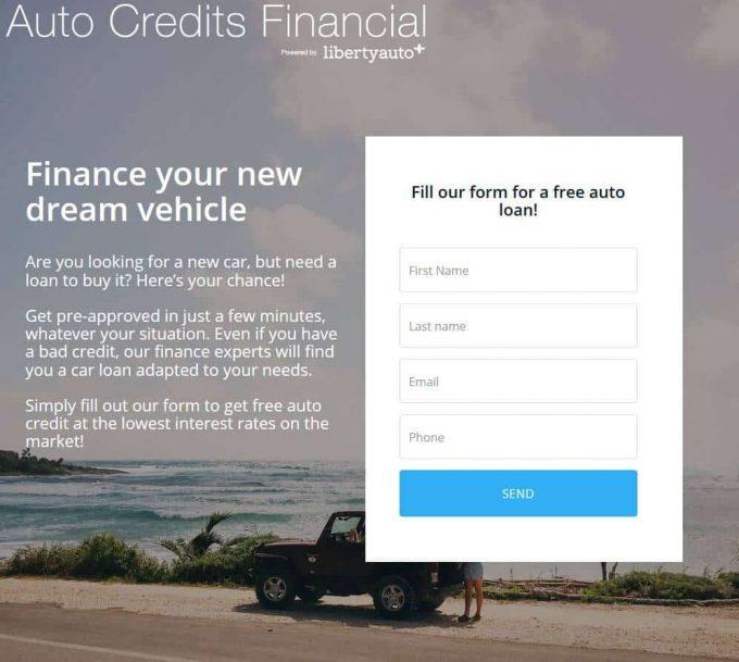 Crédits autos et financement