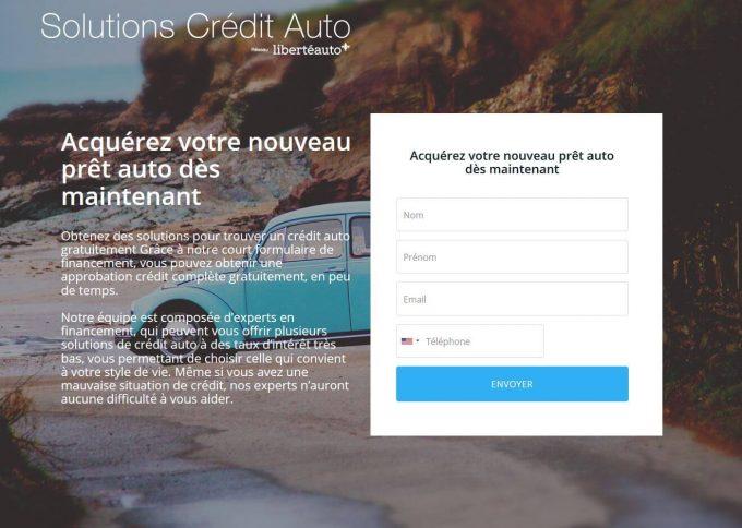 Crédit et prêt autos